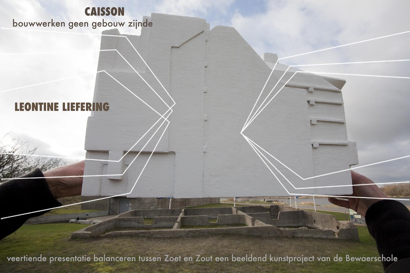 Uitnodiging expositie Caisson